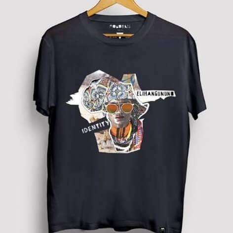 T-shirt África#africalovers #bemvindosanossatribo #mukubais #sinceever
